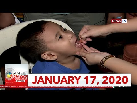 [GMA]  State of the Nation with Jessica Soho Express: January 17, 2020 [HD]