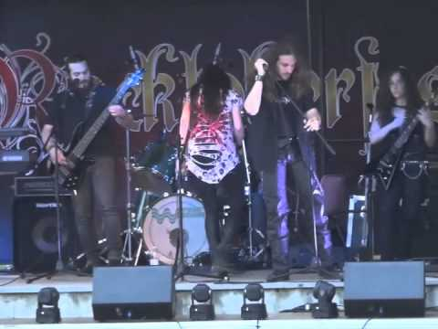 Faceless Night live @ Rocktoberfest 2014