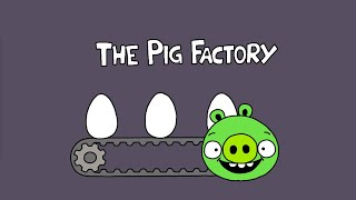The Angry Birds Show Season 1: Episode 10 The Pig Factoryseason Finale