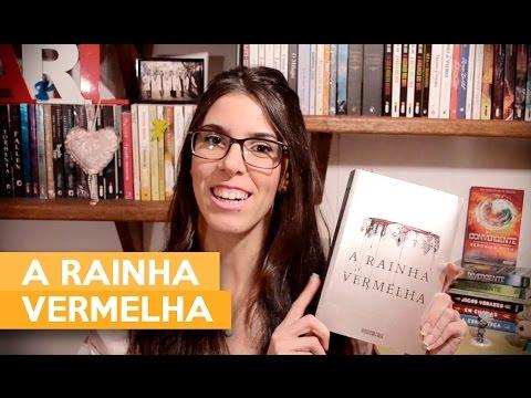 A RAINHA VERMELHA - Victoria Aveyard | Admirável Leitor