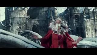 "Отрывок из фильма ""Красавица и чудовище"" / Битва в снежки"