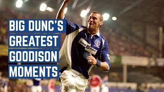 DUNCAN FERGUSON'S GREATEST GOODISON MOMENTS