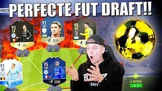 DIT IS DE PERFECTE FUT DRAFT IN FIFA 18!! NEDERLANDS