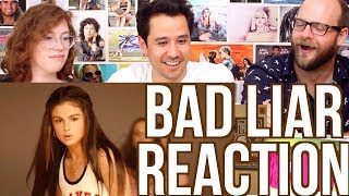 SELENA GOMEZ - Bad Liar - Music Video - REACTION