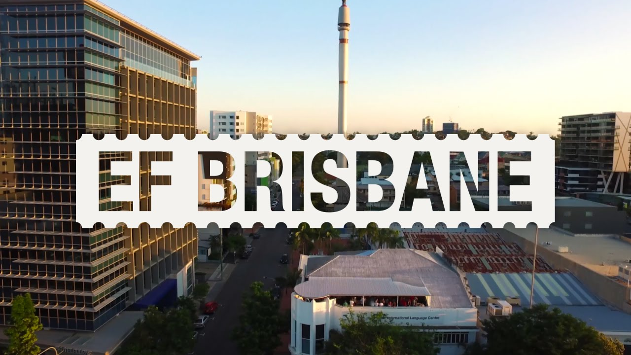 EF Brisbane – Campus Tour