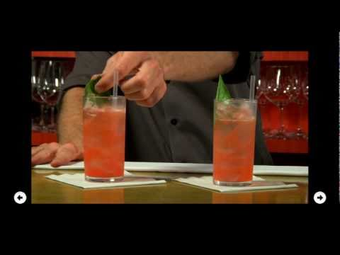 Bern's Winefest - Jack Collins Cocktail Image