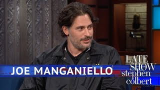 Manganiello & Stephen Discuss 'Dungeons & Dragons' Only - Video Youtube