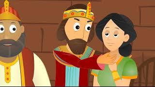 Story of Samson | Full episode | 100 Bible Stories