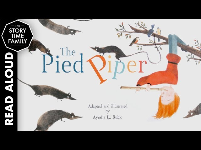The Pied Piper | Read Aloud Classic Story for Kids