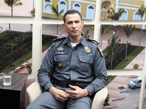 Em MT não há local onde a polícia não entre, diz coronel