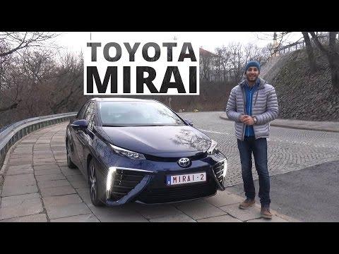 Toyota Mirai, 2015 - test AutoCentrum.pl #238