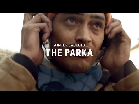 H&M Man: The Parka