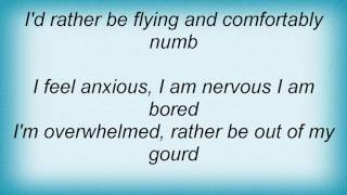 Alanis Morissette - Numb Lyrics
