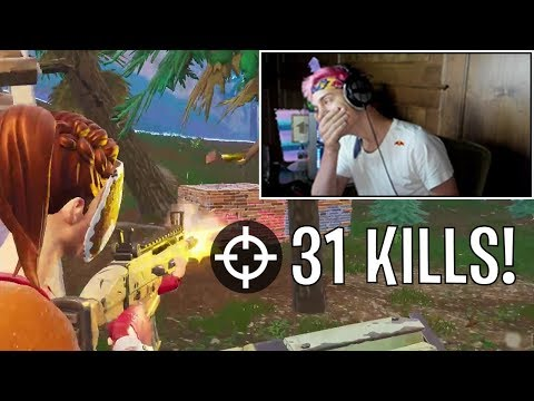 Ninja Gets 31 SOLO SQUAD Kills Then This Happens... *EMOTIONAL* | Fortnite Highlights #93