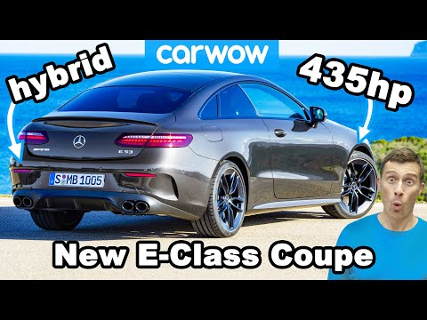 External Review Video pD46Hh2lZG8 for Mercedes-Benz E-Class Sedan W213 & Wagon S213 (5th-gen, 2020 facelift)