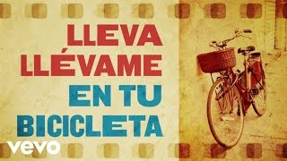 La Bicicleta (Letra) - Carlos Vives (Video)