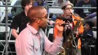 Blues Fest 2010 - Trombone Shorty - On Your Way Down