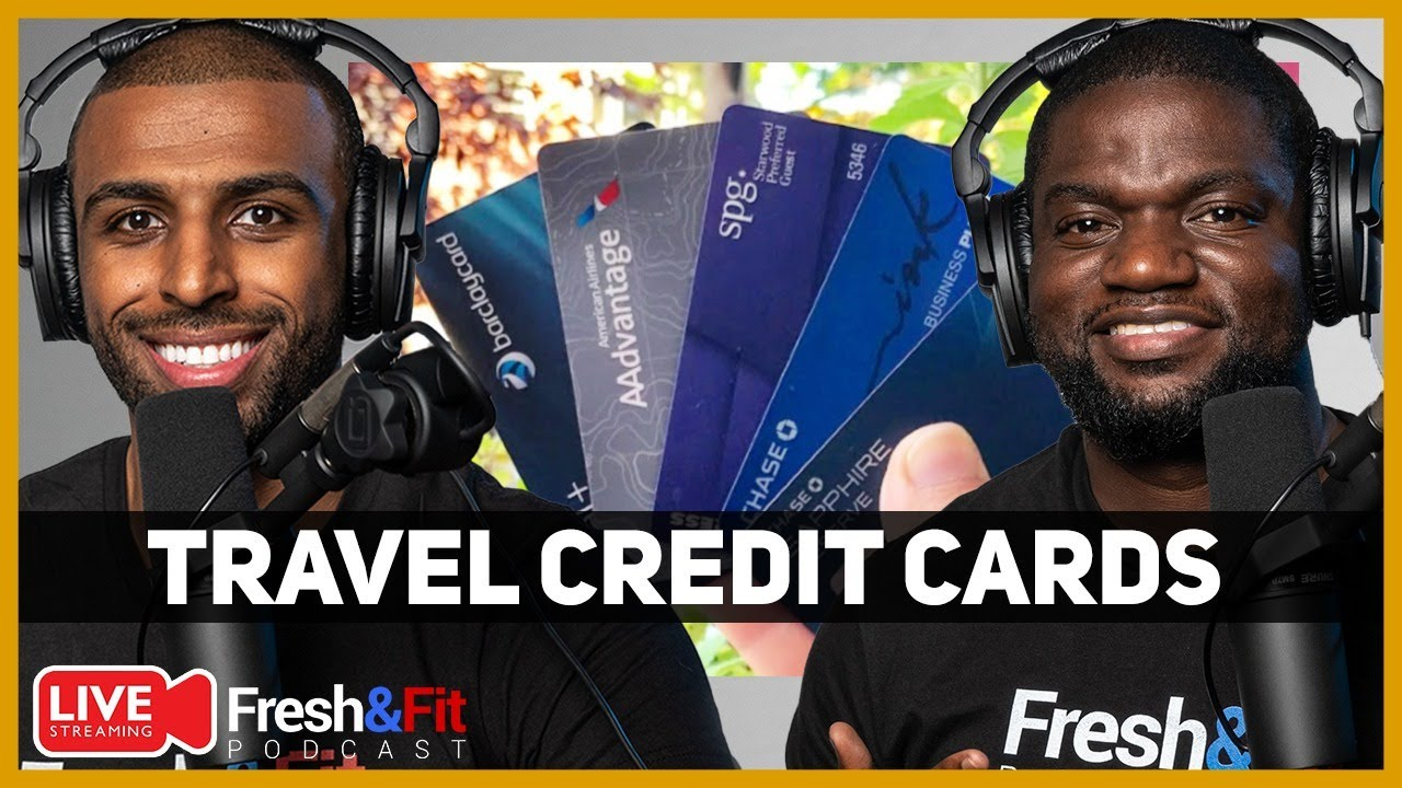 How to Utilize Travel Credit Cards to Your Benefit thumbnail
