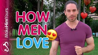 How Men Fall In Love - 2 Steps To Winning His Heart
