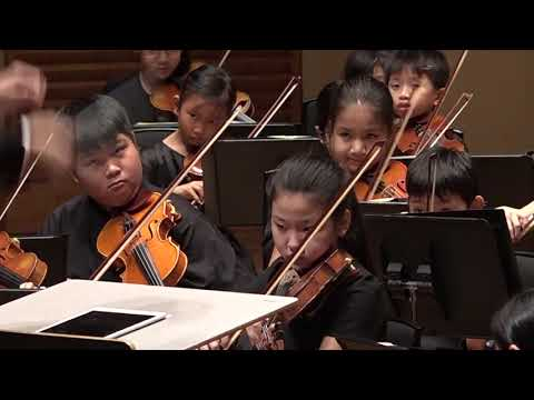 קונצרט נפלא של תזמורת פילהרמונית בשיתוף ילדים