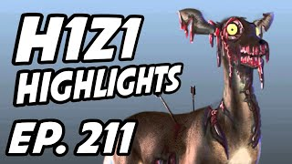 h1z1 king of the kill daily highlights ep 216 symfuhny