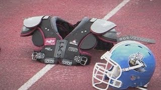 How To Put On Complete Football Gear