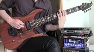 Bury Me An Angel Guitar Cover【IE69】Arch Enemy