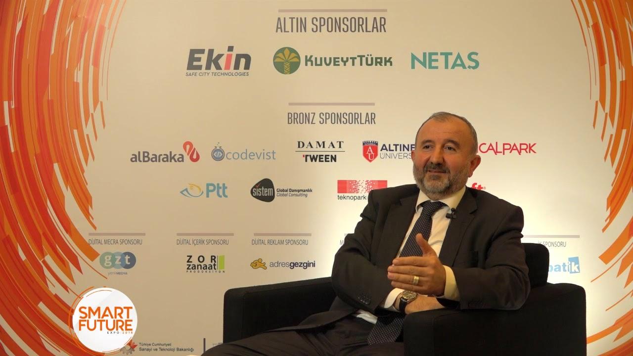 Aslan DEMİR - Kuveyt Türk Katılım Bankası Genel Müdür Yardımcısı