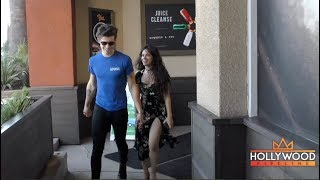 Shawn Mendes And Camila Cabello Stop For Coffee And Pda In West Hollywood!