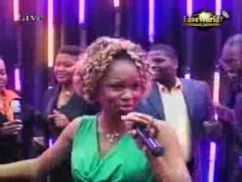 7 fold increase song on Loveworld TV - Christ Embassy
