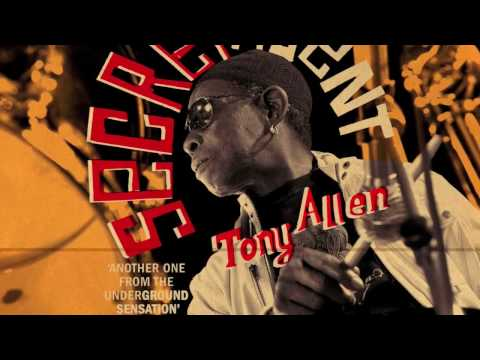 Tony Allen - Secret Agent online metal music video by TONY ALLEN