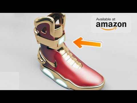 3 New Technology Shoes In Real Life You Can Buy On Amazon ✅ Future Technology Gadgets