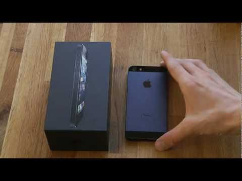 IPhone 5 - Unboxing Mp3