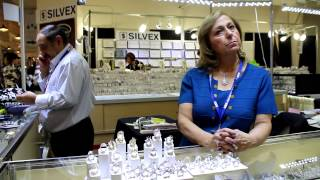EIJ jewelry at JOGS Tucson Gem & Jewelry Show
