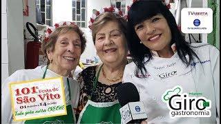 Tradicional FESTA DE SAO VITO, com a amada Mama Neide, em prol da creche que mantém mais de 100 cria