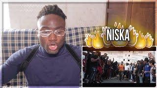 Niska   La Zone Est Minée (Clip Officiel) | REACTION