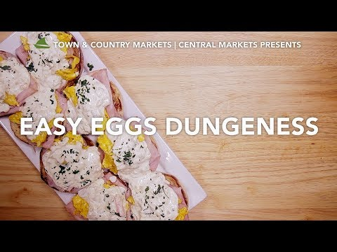 Our featured video this week is how to make Easy Eggs Benedict.