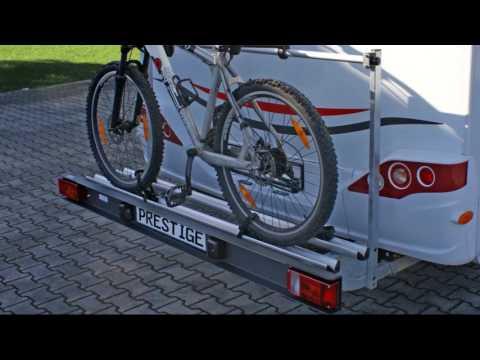 Wohnmobil Fahrradträger Alutrans Prestige 1125200