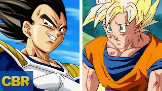 10 Weird Things Vegeta Can Do That Goku Can't In Dragon Ball