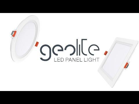 GEOLITE Led Panel Light (GOLDMEDAL)