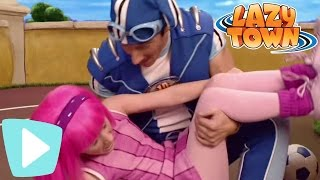Lazy Town | Lazy Town's New Super Hero