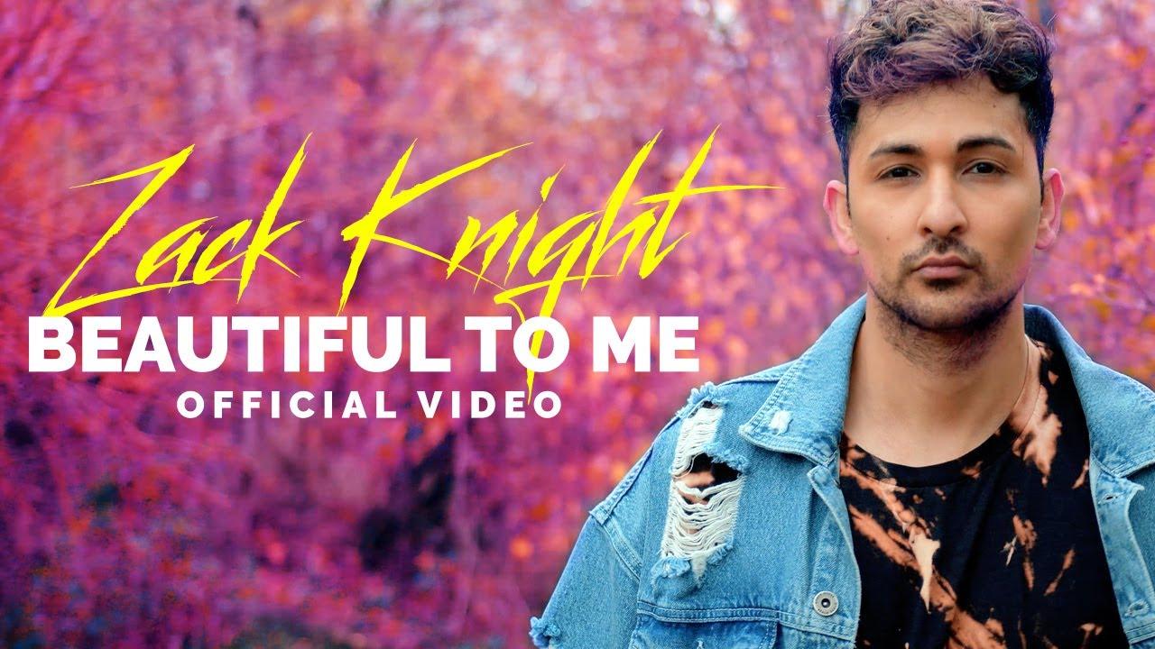 Beautiful To Me| Zack Knight Lyrics