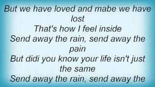 Double You - Send Away The Rain Lyrics