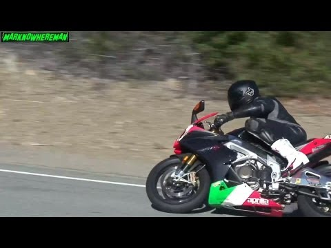 Aprilia RSV4 Superbike Review – Italian Racing Bike