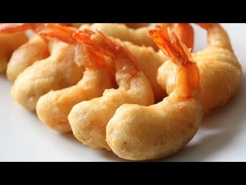 recette asiatique beignets de crevettes chinois