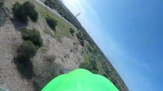 Pilot View FPV Experience Dji Digital googls/4K Camera