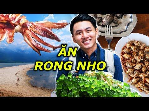ĂN HẢI SẢN ở Lăng Cô  Du lịch ẩm thực Huế #1