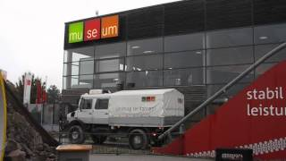 preview picture of video 'Unimog-Museum Gaggenau Okt 2013'