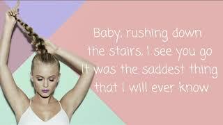 Rooftop - Zara Larsson (lyric)