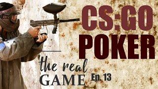 FALLEN CS:GO vs AKKARI POKER | BRASIL GAME SHOW